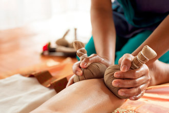 I Spa 皇家 massage療程
